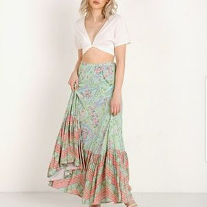 Spell & The Gypsy Collective Skirts - Spell and the gypsy City Lights Maxi Skirt